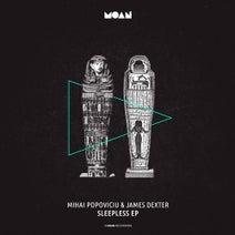 Mihai Popoviciu, James Dexter - Sleepless EP