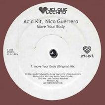 Acid Kit, Nico Guerrero - Move Your Body