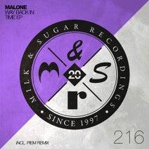Malone, Piem - Way Back in Time EP (Incl. Piem Remix)