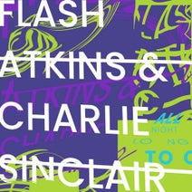 Flash Atkins, Charlie Sinclair, Flash Atkins, De Fantastiske To, Doc L Junior - All Night Long, Pt. 2