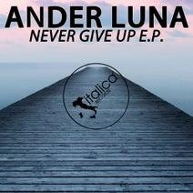 Ander Luna - Never Give Up