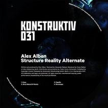 Alex Alben, Rekord 61 - Structure Reality Alternate EP