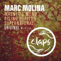 Marc Molina - Magnetic Menu / Rising Horizon / Supernatural