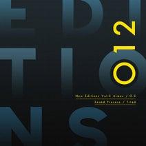AIMES, O.S, Sound Process, Triad_ - New Editions Vol.3