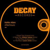 Kellie Allen, Robert James, Laura Jones - Afterhours - EP