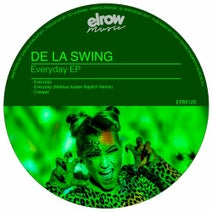 De La Swing, Mathias Kaden - Everyday EP