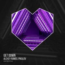 Alexey Romeo, Pikalov - Get Down EP