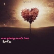 Boo Cee - Everybody Needs Love