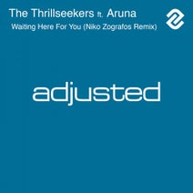 The Thrillseekers, ARUNA, Niko Zografos - Waiting Here For You