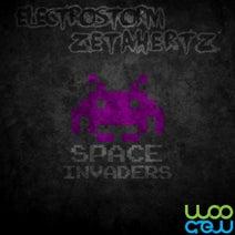 Electrostorm, Zetahertz - Space Invaders