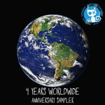 Stamp Art, Tom Rain, Max Lyazgin, Hugobeat, Ivan Starzev, Tiho, Lessovsky, Anton Ishutin, Arcade 82, Pepper Cats, Cotry, Studio Deep, Nopopstar, Andrey Exx, Leeroy Thornhill, SevenEver, Kono Vidovic, Sapega, Two Modest, Strober, Gorkiz, Stamp Art, Dayne S, Ian Tosel, Andrey Exx, Zar Soundmatics, Tosel & Hale, Max Lyazgin - 4 Years Worldwide Anniversary Sampler