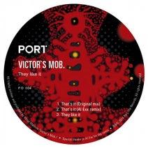 Victors Mob., Al Exx - They like it