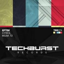 EFTEK - Citrol + Musk 73