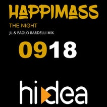 Paolo Bardelli, JL, HAPPIMASS - The Night