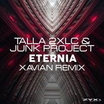 Talla 2xlc, Junk Project, Xavian - Eternia (Xavian Remix)