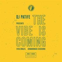 DJ Patife, Fats, David WS, Alibi, Command Strange, Simplification, Translate - DJ Patife Presents The Vibe Is Coming