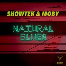 Showtek, Moby - Natural Blues