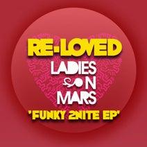 Ladies On Mars - Funky 2nite EP