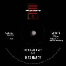 Max Hardy - Do U Care 4Me? (Edit)