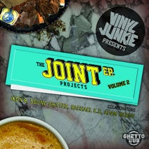 Vinyl Junkie, Ikon B, Sound Shifter, Rachael E.C, Adam Mercy - The Joint Projects EP, Vol. 2