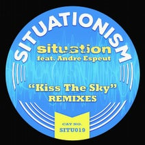 Andre Espeut, Situation, BRS, Tnae, Severino, Stephen Richards - Kiss the Sky (Remixes)