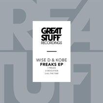 Wise D & Kobe - Freaks EP