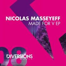 Nicolas Masseyeff - Made for V EP