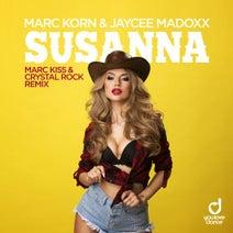 Marc Korn & Jaycee Madoxx - Susanna (Marc Kiss & Crystal Rock Remix)
