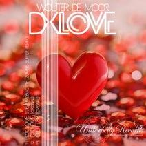 Wouter De Moor, Kris Wadsworth - DX Love EP