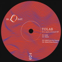 TOLAB, Lost.Act, Pana - Its Not A Trend