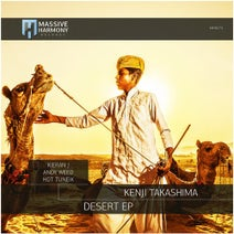 Kenji Takashima, Hot Tuneik, Kieran J, Andy Weed - Desert