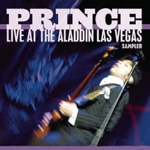 Prince - Live At The Aladdin Las Vegas Sampler