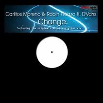 Carlitos Moreno, D'Varo, Robin Picazo, Memrox - Change