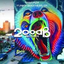 Samjaza - Funky Brothers EP