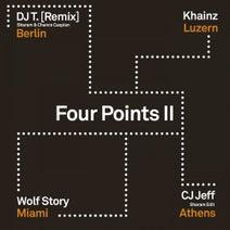 Sharam, Chance Caspian, Khainz, Wolf Story, Cj Jeff, DJ T., Sharam - Four Points II
