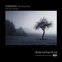 Subdatekk, Za__Paradigma - What Influenced EP
