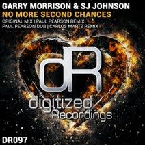 Garry Morrison, SJ Johnson, Carlos Martz, Paul Pearson - No More Second Chances