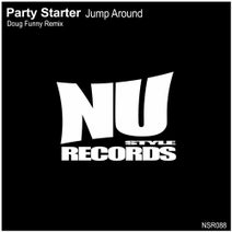 Party Starter, Doug Funny - Jump Around (Doug Funny Remix)