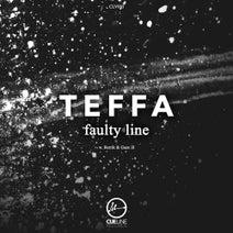 Teffa, Berrik, Gaze Ill - Faulty Line EP