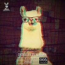 Vinte7, Deusexmaschine, Janika Tenn, C. Da Afro, Low Disco, Silverella, Double Layer, Beat Tape, Suit Monkeys, Guilherme Funes - Intelectualhama