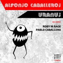 Alfonso Caballeros, Roby M Rage, Pablo Caballero - Uranus