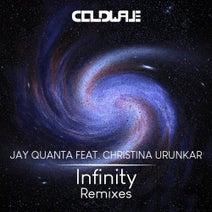 Jay Quanta, Christina Urunkar, Fredmaster45, NORYA - Infinity (Remixes) (feat. Christina Urunkar)