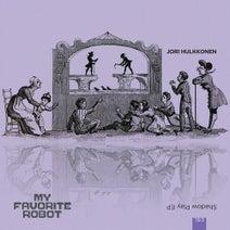 Jori Hulkkonen - Shadow Play EP