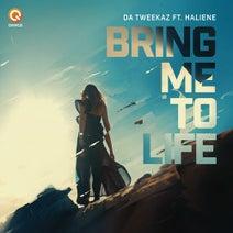 Da Tweekaz, HALIENE - Bring Me To Life