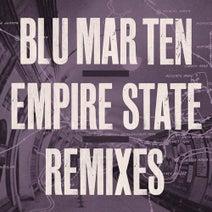 Blu Mar Ten, Hugh Hardie, Need For Mirrors, Calibre, Pola & Bryson, Tominaga, Technimatic, Signal, SpectraSoul, Conduct - Empire State (Remixes)