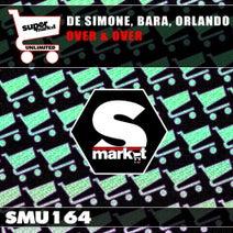 Orlando, De Simone, Bara - Over & Over