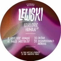 Lewski - Folkloric Human EP