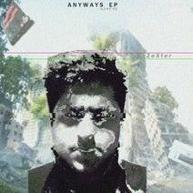 ZeXter (USA), Mikronaut - Anyways EP