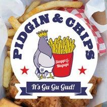 Stagga, Magugu, Robert Stagg, Skunkadelic - Pidgin & Chips