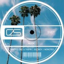 Svet, Juloboy, Monoteq, Taspin, Diaz (RU) - Music